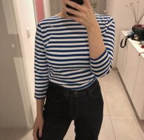 Marimekko gestreiftes geringeltes Longsleeve 3/4 Ärmel Shirt