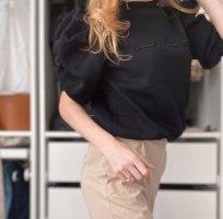 Marina Hoermanseder Empiècement de blouses noir