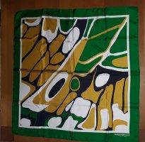 Marina Rinaldi Silk Cloth dark yellow-green silk