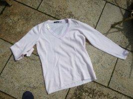 Mark Adam Kaschmir Wolle Pullover Rosé Gr. 40/42 NEU