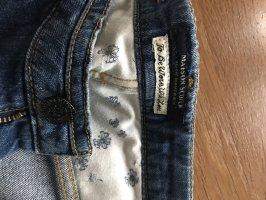 Maison Scotch Baggy Jeans blue