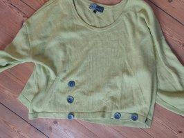 Knitwear Pull oversize jaune citron vert