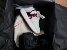 Marni Wedge Rabbit Sneakers