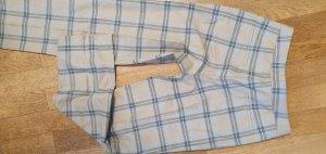 Massimo Dutti 7/8 Length Trousers multicolored cotton