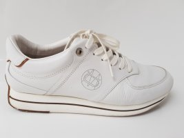 massimo dutti weiße Sneaker