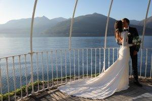 Pronovias Robe de mariée blanc soie