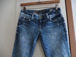 Mavi Damen Skinny Jeans Serena Blau