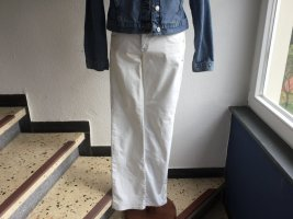 MAVI Jeans Olivia, weiß, Straight leg, hüftig, Gr. 27/34, sehr guter Zustand