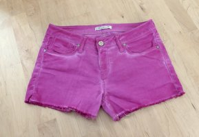 Mavi - Sexy Jeans Shorts - Hot Pants - pink - neu