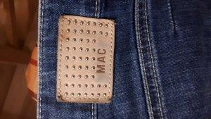 MAX Wortel jeans blauw