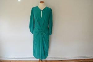 MAX MARA raffiniertes Seidenkleid Blusenkleid  D 36  IT 42 Kleid 100% Seide