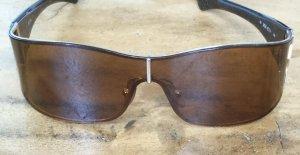 Max Mara Gafas de sol cuadradas color bronce