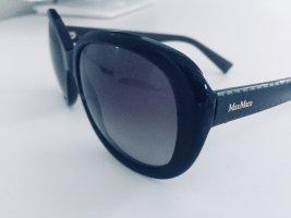 Max Mara Angular Shaped Sunglasses black-anthracite
