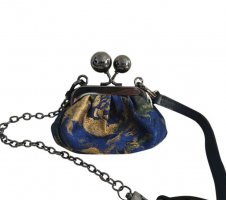 Max Mara Weekend Pasticcino Tasche blau