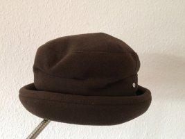MAYSER Cappello di lana marrone scuro