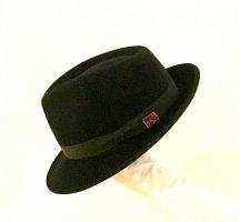 MAYSER Sombrero de terciopelo negro