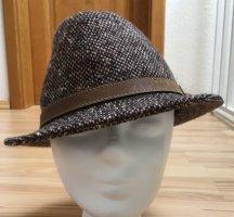 MAYSER Wollen hoed bruin-beige Wol