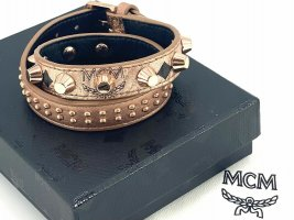 MCM Armband roségoud