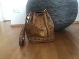 MCM Shoulder Bag cognac-coloured