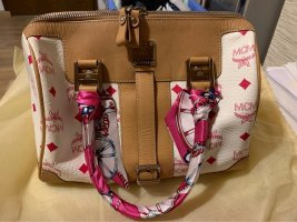 MCM Boston Mini Tasche