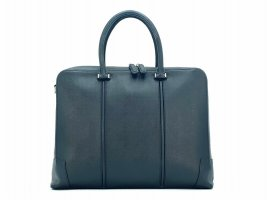 MCM Business Bag Saffiano Leder Messenger Laptoptasche Dokumententasche Tasche