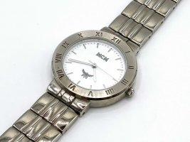 MCM Analog Watch white-silver-colored