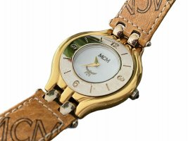 MCM Analog Watch multicolored