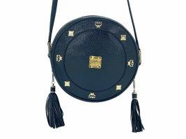 MCM First Lady Leder Tambourine Bag Crossbody Umhängetasche Tasche Vintage