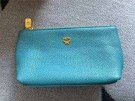 MCM Makeup Bag light blue