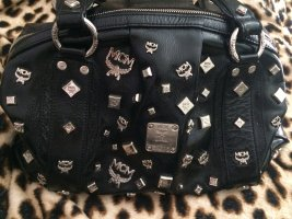 Mcm leather bag