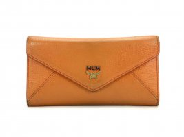 MCM Wallet multicolored leather