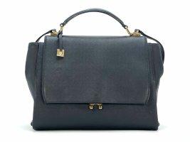 MCM Shoulder Bag black-gold-colored