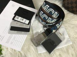 MCM Pasek materiałowy Wielokolorowy Tkanina z mieszanych włókien