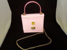 MCM Draagtas roze Leer
