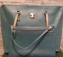 MCM  original Handtasche shopper set