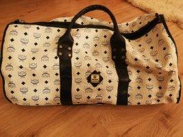 MCM Reisetasche deutliche Gebrauchsspuren