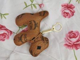 MCM Porte-clés brun