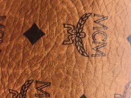 MCM Schmucktasche 100 % echt Cognac ❤️❤️
