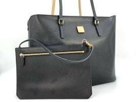 MCM Shopper Bag Tasche Handtasche Henkeltasche Schultertasche Etui Pouchette