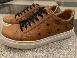 MCM Sneakers met veters veelkleurig Leer