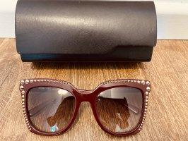 MCM Sonnenbrille mit Nieten