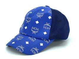 MCM Gorra de béisbol azul