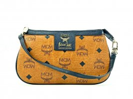 MCM Visetos Etui Pochette Patricia Field Mini Bag Kosmetiktasche Small Tasche