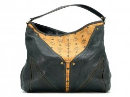 MCM Shoulder Bag multicolored leather