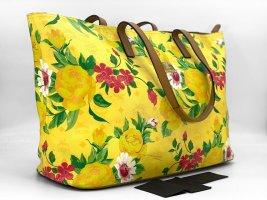 MCM Visetos Shopper Paradiso Spring Summer Collection X-Large Big Beach Bag