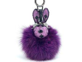 MCM Zoo Taschenanhänger Schlüsselanhänger Keycharm Keychain Anhänger Rabbit Hase