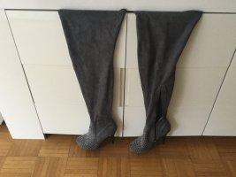 Mega Overknee Stiefel