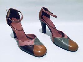 Mehrfarbige MARNI Sandaletten Gr.37,5