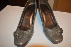 Meine Hush Puppies Pumps Gr. 39 in dunkelgrau