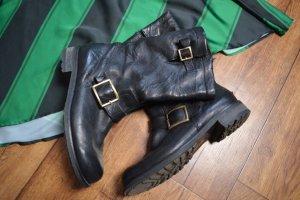 Meine niedlichen Stiefelchen Leder Gr. 39 von Jimmy Choo